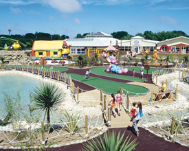 Thorpe Park Holiday Centre