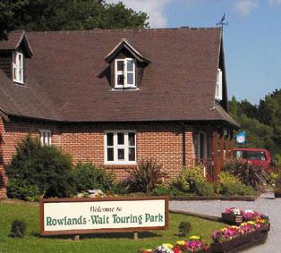 Rowlands Wait Touring Park