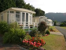 Maenan Abbey Caravan Park