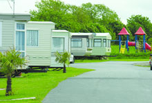 Penlon Holiday Park, New Quay,Ceredigion,Wales