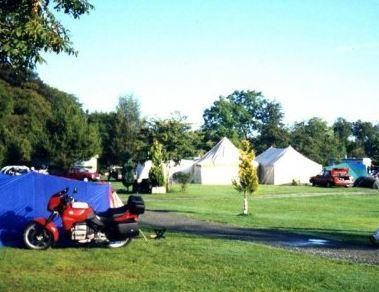 Disserth Caravan and Camping Park