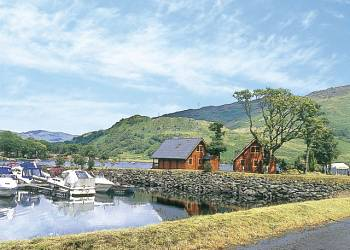Ardlui Lodges, Loch Lomond,Argyll and Bute,Scotland