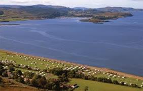 North Ledaig Caravan Park