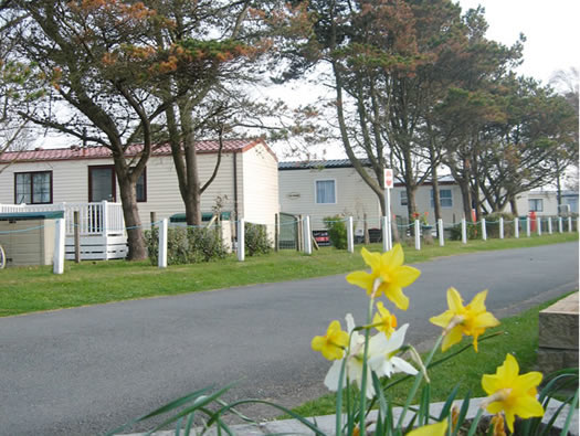 Garreg Goch Caravan Park, Porthmadog,Gwynedd,Wales