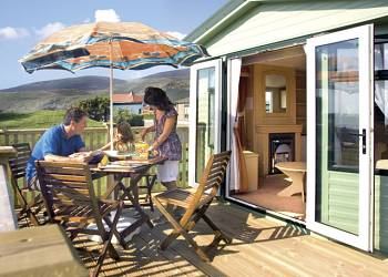 Silecroft Holiday Park, Whicham,Cumbria,England