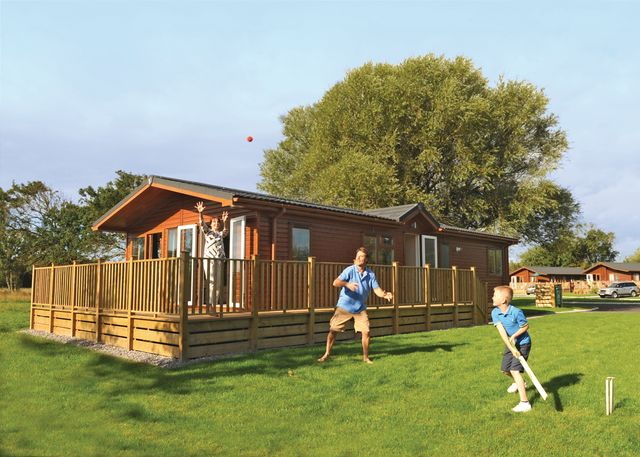 Sandy Glade Holiday Park, Burnham On Sea,Somerset,England