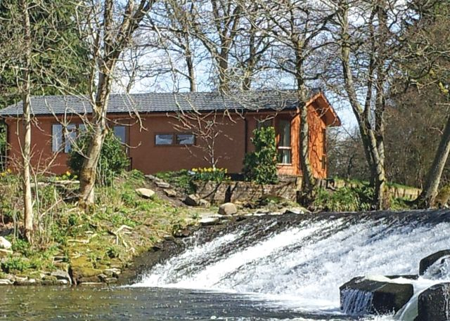 Dollar Riverside Lodges, Dollar,Highlands,Scotland