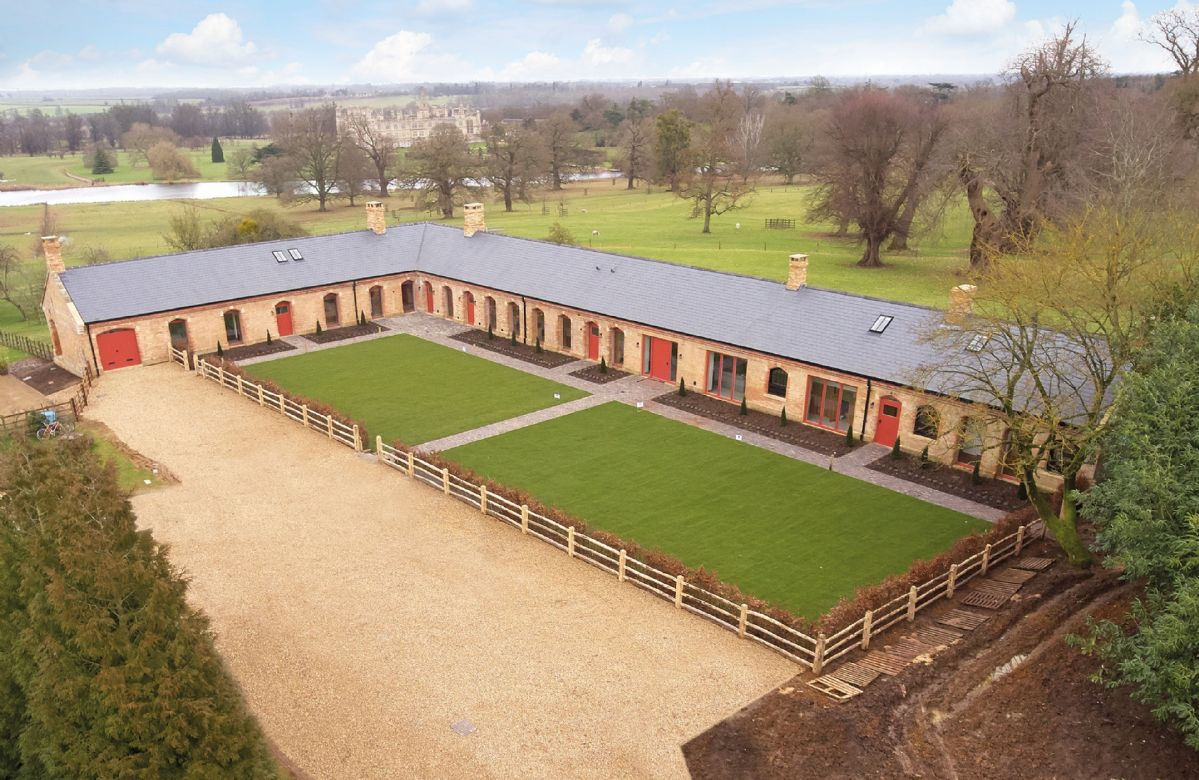 Click here for more about The Dairy at Burghley