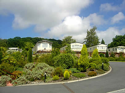 Cenarth Falls Holiday Park, Newcastle Emlyn,Ceredigion,Wales
