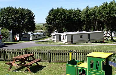 Retanna Holiday Park, Helston,Cornwall,England