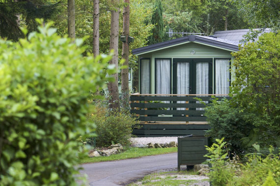 Newby Bridge Caravan Park, Newby Bridge,Cumbria,England
