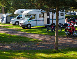 Lowther Holiday Park, Penrith,Cumbria,England