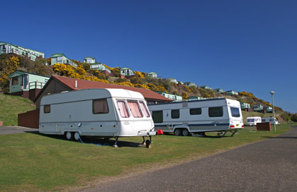 Pettycur Bay Holiday Park Ltd, Kinghorn,Fife,Scotland
