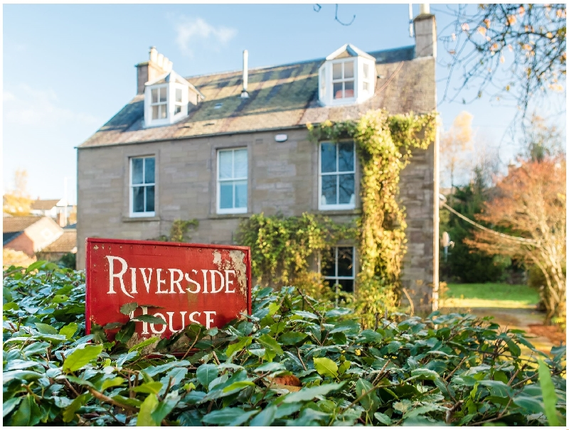 Click here for more about Riverside House