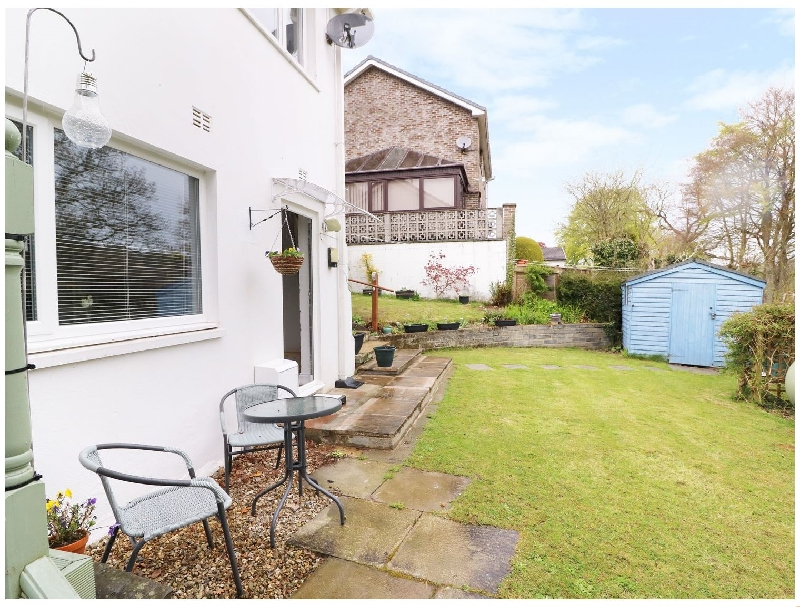 Click here for more about The Garden Flat