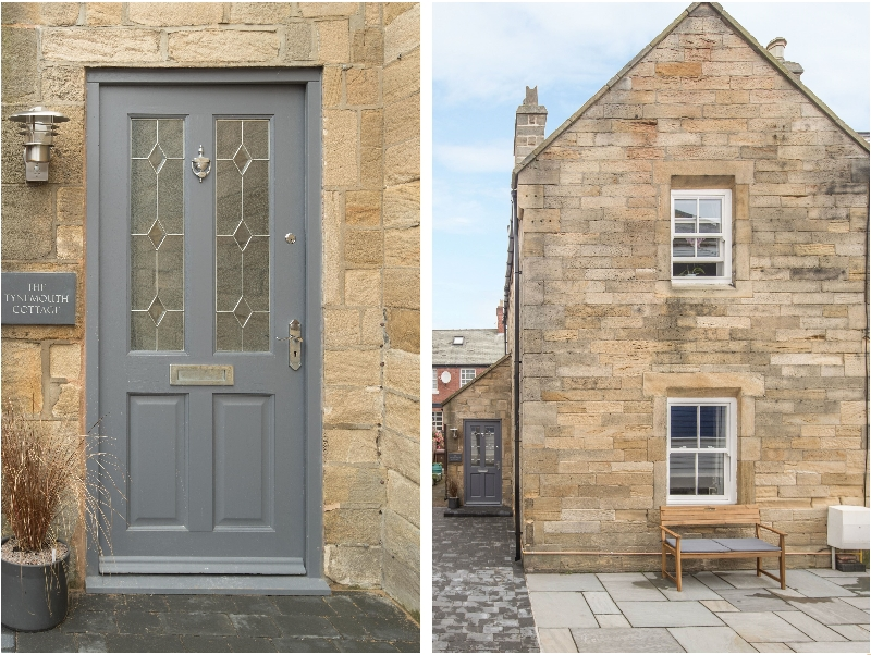 Click here for more about The Tynemouth Cottage
