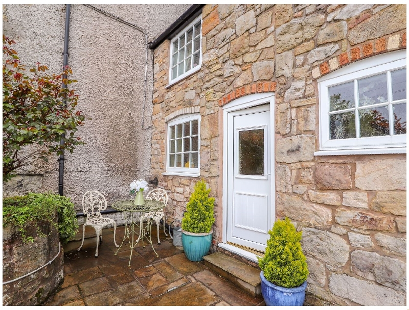 Click here for more about Woodland Cottage