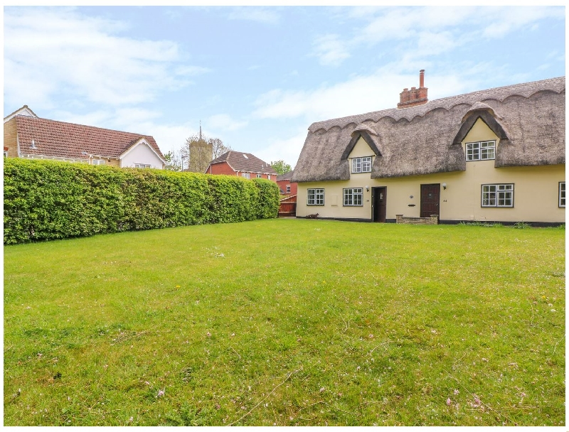 Click here for more about Beaumont's Cottage