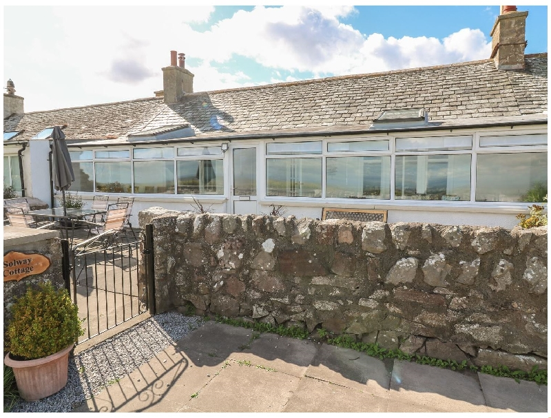 Click here for more about Solway Cottage